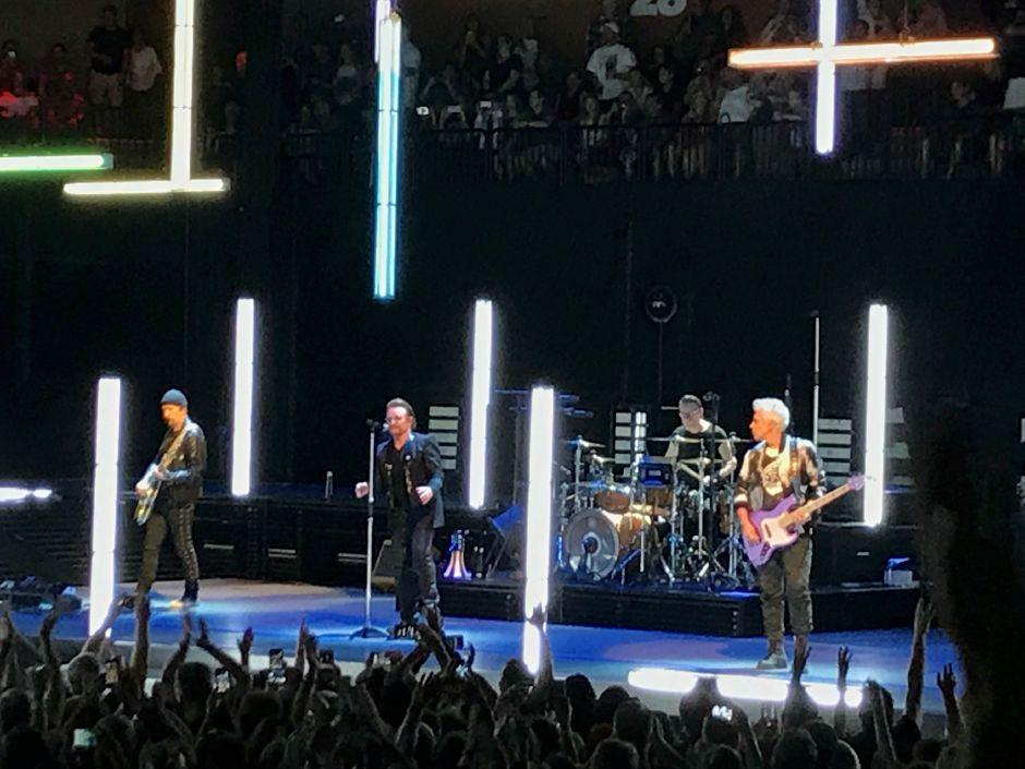 U2 brings songs of experience to Mohegan Sun