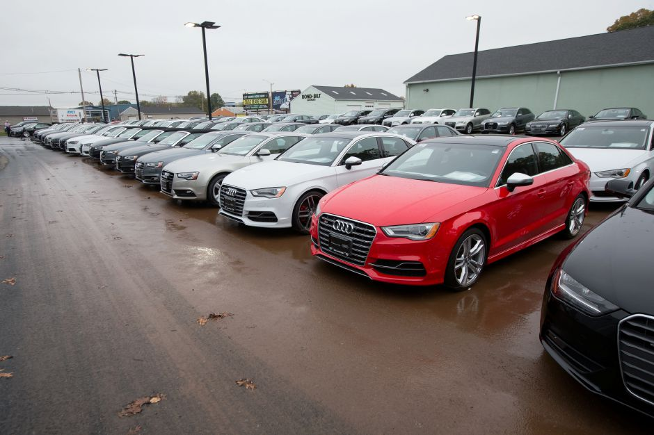 Porsche Of Wallingford >> Over two dozen cars at Audi dealer in Wallingford damaged ...