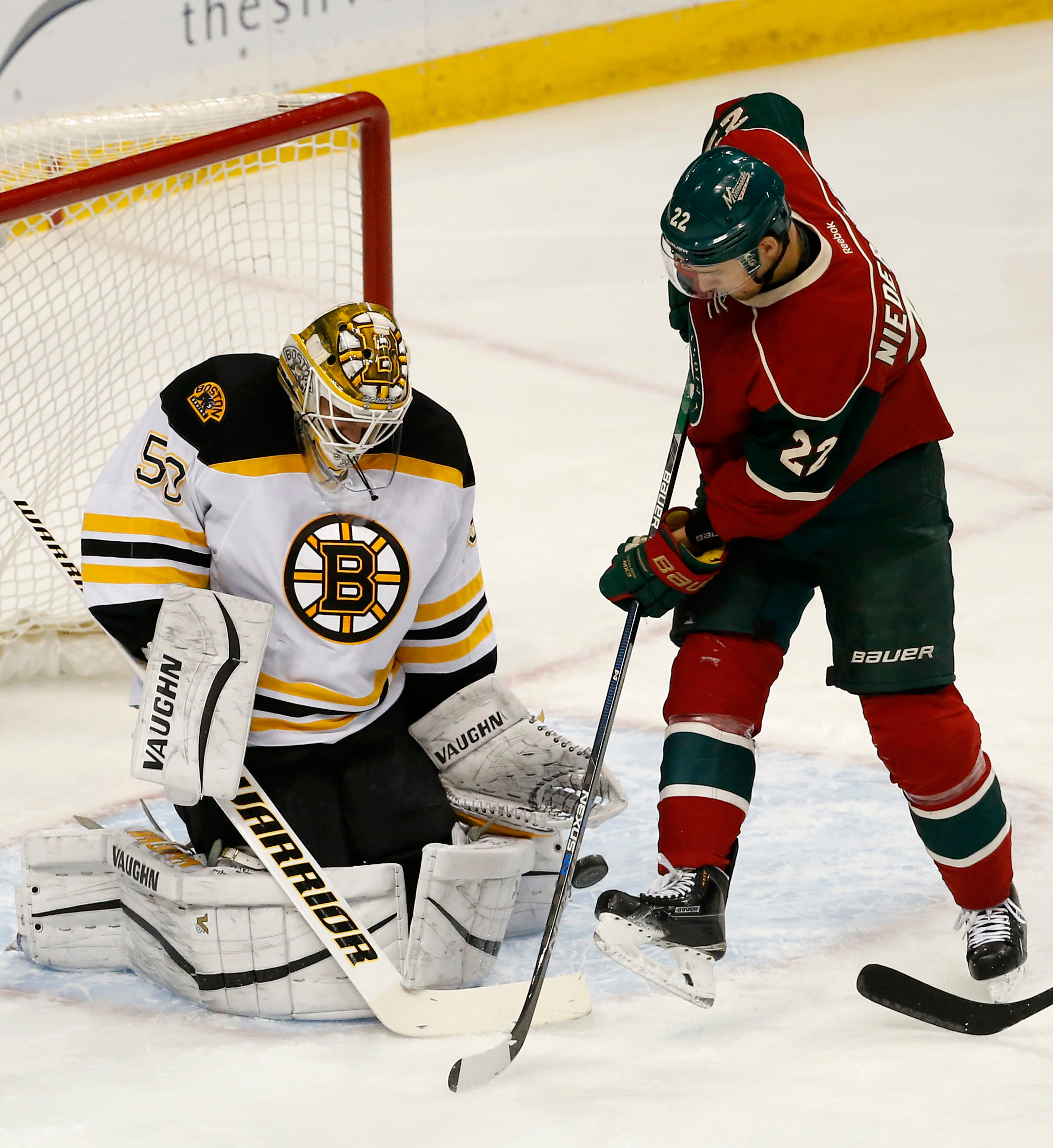 The Minnesota Wild Lost Yet Another Game