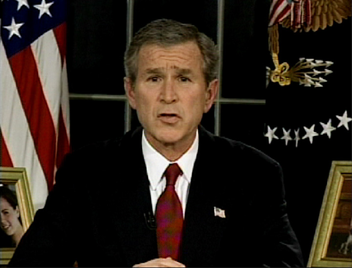 george w bushs never say the never If 9/11 had never happened (let's say that the perpetrators are caught in boston on september 11) how would bush's presidency have panned out.