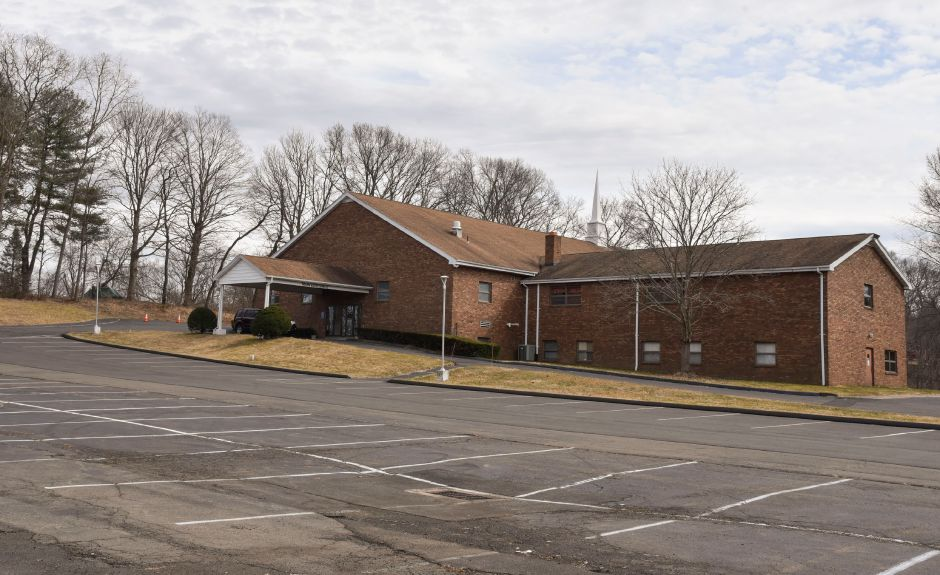 Hope Christian Church, 122 Montowese Ave. in North Haven, pictured on March 25, is expected to be the location for the Ulbrich Boys and Girls Club of North Haven, the Wallingford club