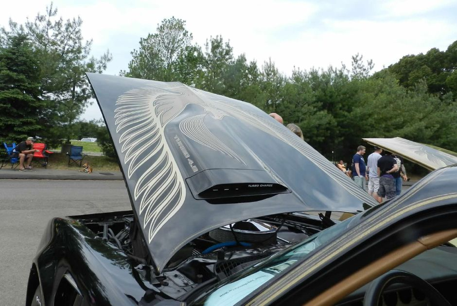 "Classic cars on display at the first ""Big Mike"" car show, held in honor of a North Haven man who died in 2015, at North Haven Middle School on May 31, 2015. The fourth annual event is scheduled for early next month at Masonicare in Wallingford. Photos courtesy of Darrin Magro"