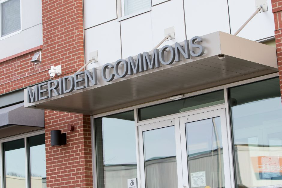 Meriden Commons is expecting two new restaurants in the commercial space Wednesday in Meriden January 2, 2019 | Justin Weekes / Special to the Record-Journal