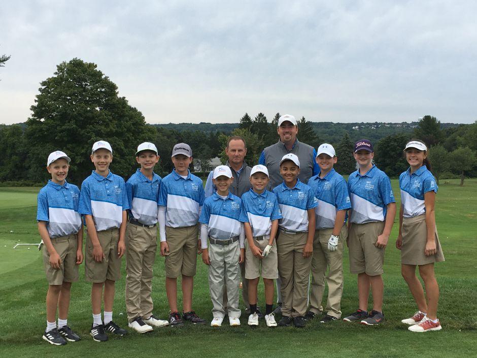 Kensington golfer earns spot on Team Connecticut