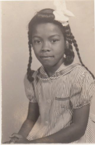 Gail Williams, 6-years old of Plainville. She will speak at the Plainville Historical Center's Black History Month event, Saturday, Feb. 17. |Gail Williams, contributed