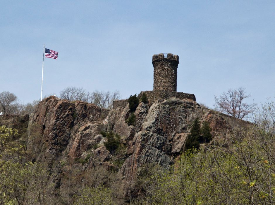 Castle Craig, Meriden, April 28, 2009. (Christopher Zajac/Record-Journal)