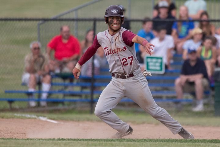 Sheehan grad Sal Gozzo is in the middle of his sophomore year at Tulane University. He knows where he'll be in the summer of 2018: Playing baseball in the prestigious Cape Cod League. Justin Weekes, Special to the Record-Journal