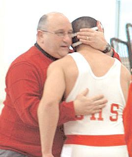 Late BHS wrestling coach Jim Day. | File photo