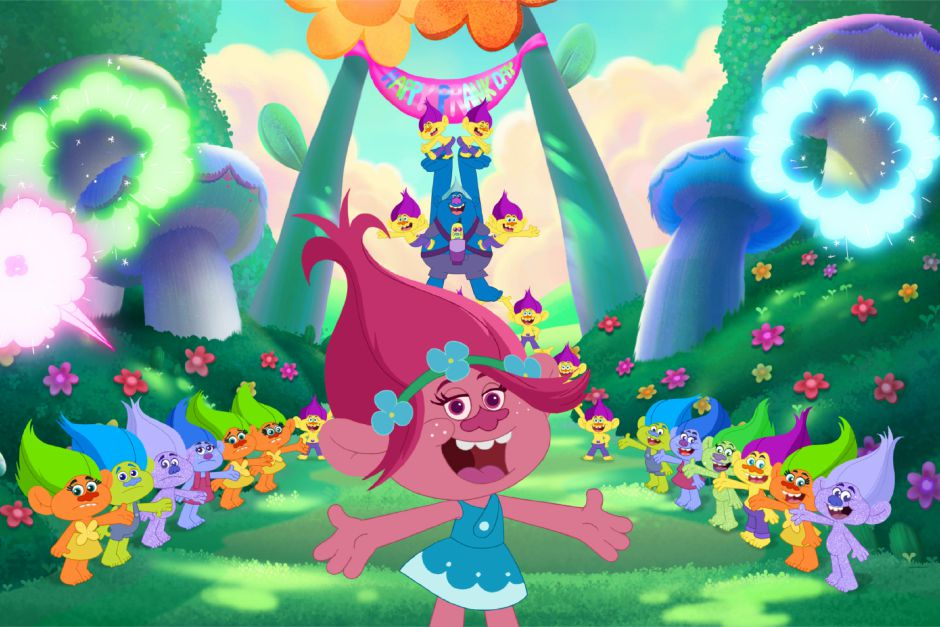 Originals Series for Kids: Trolls: The Beat Goes On!: Season 2, March 9