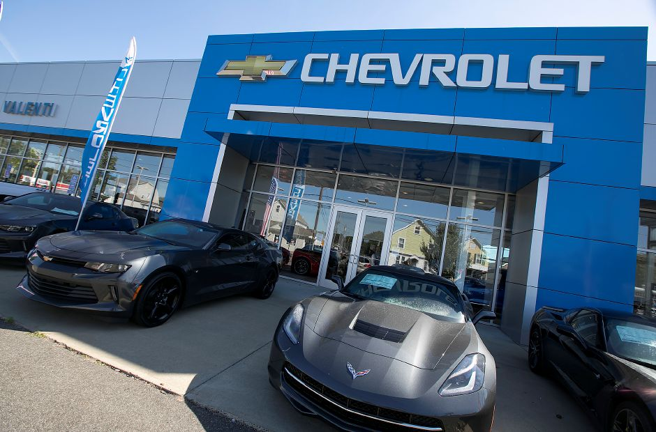 Wallingford YMCA to recognize Valenti Chevrolet, Record-Journal for