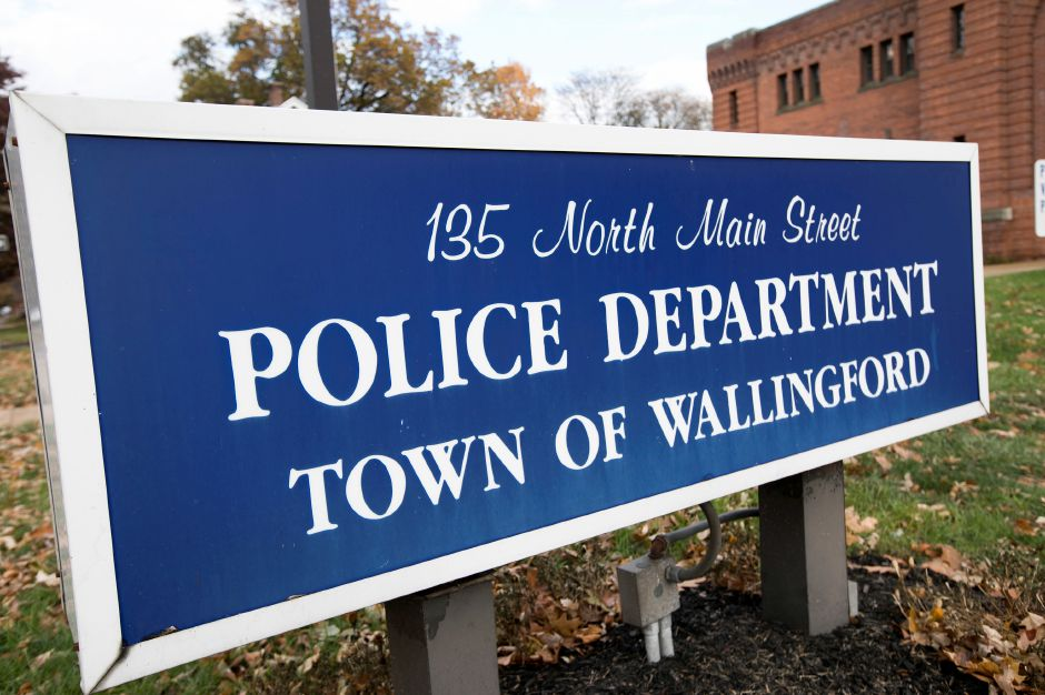 The Wallingford Police Department, Thursday, Nov. 16, 2017. | Dave Zajac, Record-Journal