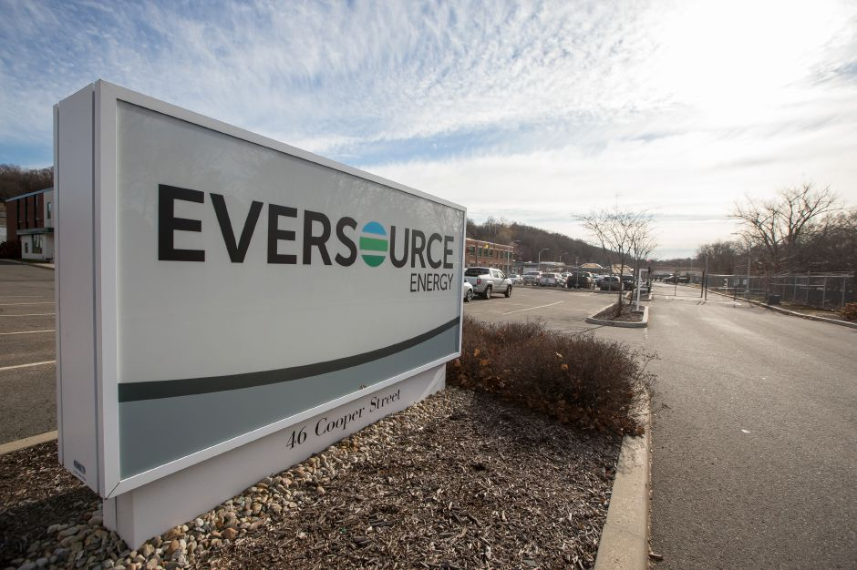 Eversource Energy, 46 Cooper St., Meriden December 5, 2018 | Justin Weekes / Special to the Record-Journal