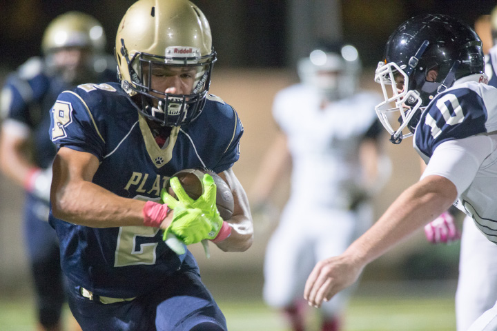 Platt playmaker Tylon Papallo, a running back/wide receiver, was the No. 9 pick in the draft for the Super 100 Senior All-Star Game. | Justin Weekes / For the Record-Journal