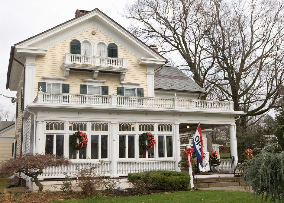 Fourth on TripAdvisor.com's list of things to do in Southington is the Barnes Museum, 85 N. Main St. | Dave Zajac, Record-Journal