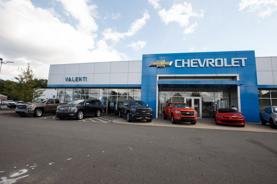 Valenti Chevrolet was recently acquired by the Executive Auto group and will become Executive Chevrolet,  October 10, 2018 | Justin Weekes / Special to the Record-Journal