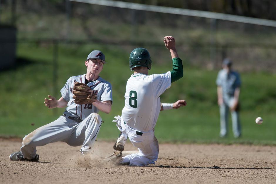 The Platt and Maloney baseball teams meet on Monday evening at Ceppa Field at 6 p.m. for their second rivalry game of the season. The schools are using the game as a springboard to what they hope will take root as a new city baseball tradition: a Lincoln-Washington game prior to the varsity contest as well as pre-game recognition of past Platt and Maloney baseball greats, much like the schools already do in football at the Stoddard Bowl. | Justin Weekes / Special to the Record-Journal