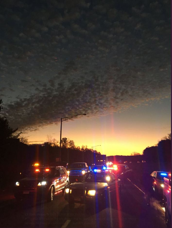 Delays on Interstate 84 W near Interstate 691 merge after tractor trailer accident & Delays on Interstate 84 W near Interstate 691 merge after tractor ... azcodes.com
