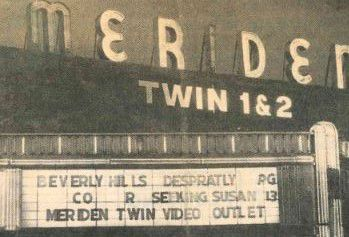 The Meriden Twin in 1985. | Record-Journal file photo