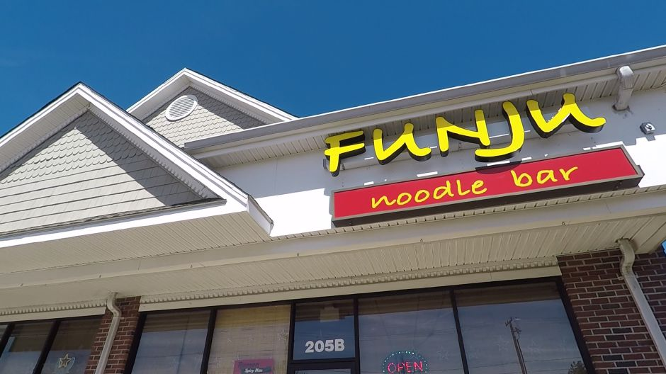 FunJu Noodle Bar, 20 Ives Rd., Wallingford. | Ashley Kus, Record-Journal