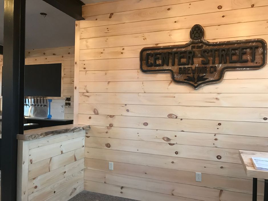 Center Street Brewing Company, 25 Wallace Ave., Wallingford. |Ashley Kus, Record-Journal