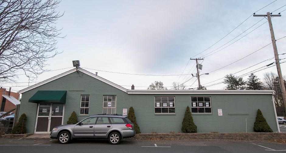 Center Street Brewing Company coming to 24 Wallace Ave. in Wallingford, Thursday, Nov. 30, 2017. Dave Zajac, Record-Journal