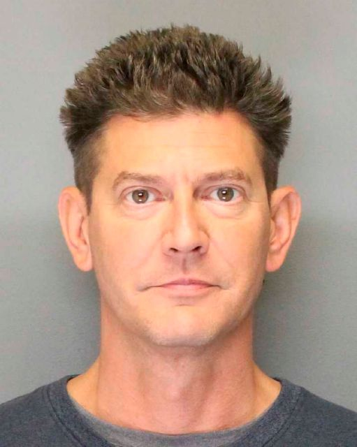 This 2018 booking photo released by the Yolo County Sheriff