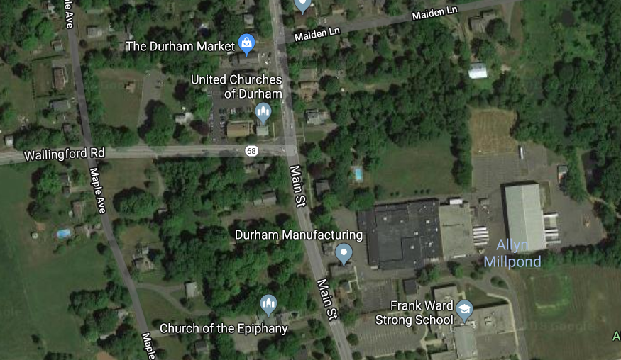 Traffic May Be Delayed Thursday At Intersection Of Routes 68 And 17