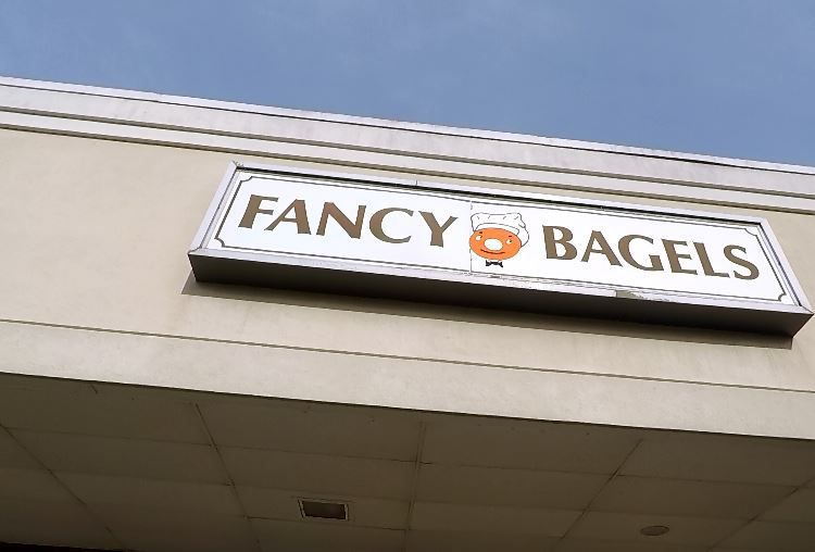 Fancy Bagels, 405 Queen St., Southington. |Ashley Kus, Record-Journal