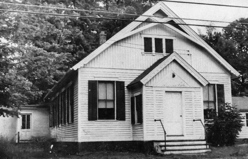 The Mount Hebron Baptist Church opened in the Olive Branch Chapel on East Main Street in August 1958.