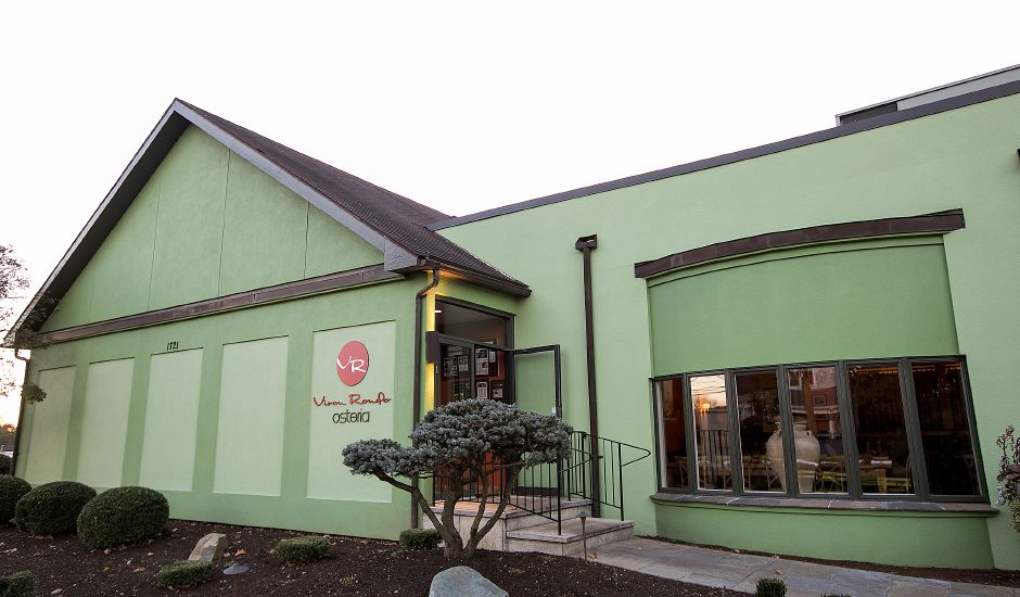 Viron Rondo Osteria on Route 10 in Cheshire, Friday, Nov. 10, 2017. | Dave Zajac, Record-Journal