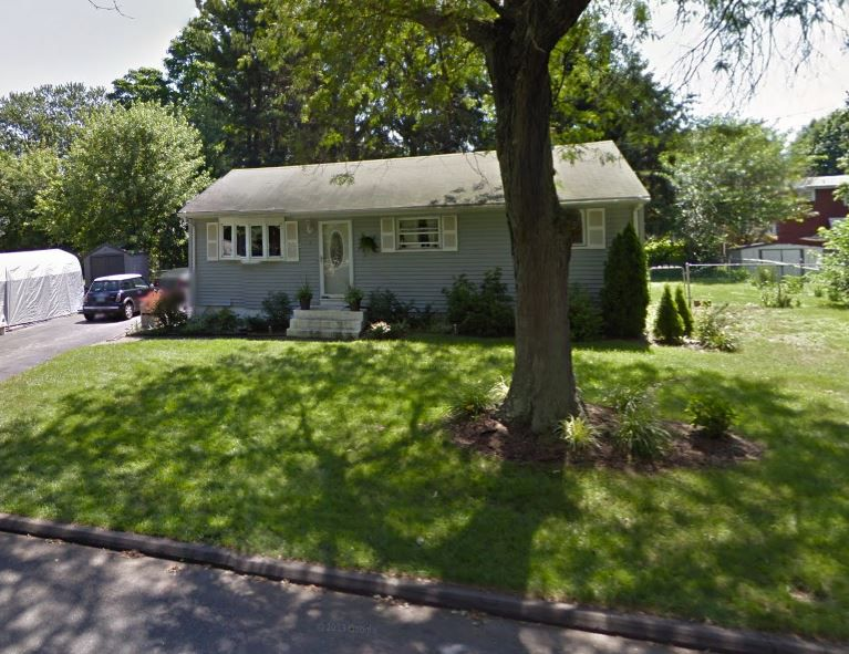 4 Doris St., Wallingford. | Google Maps