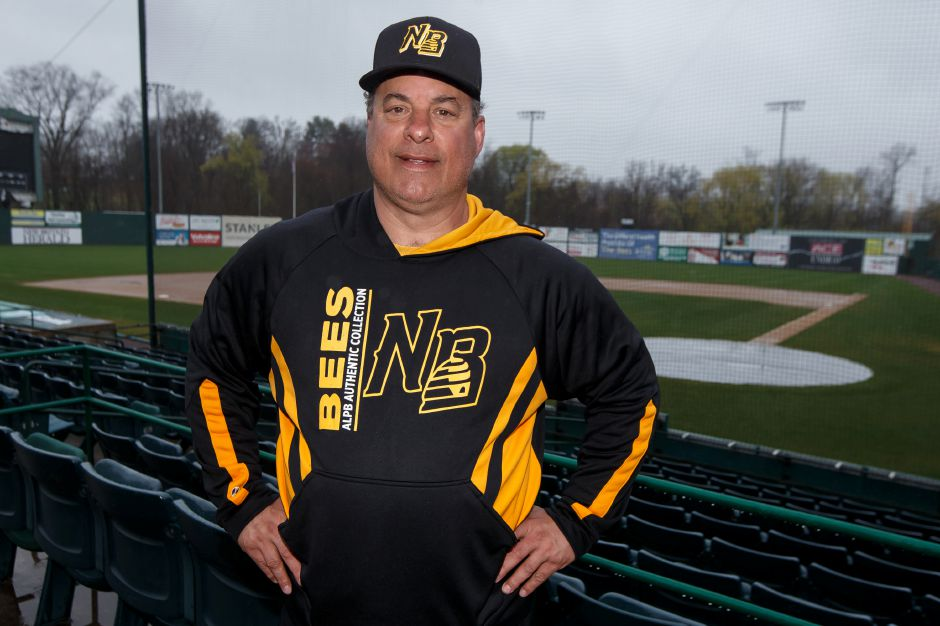 "New Britain Bees manager Mauro ""Goose"" Gozzo of Wallingford says the one proposed MLB rule change having the most impact on Atlantic League games is the one that prohibits mound visits unless it's to change pitchers. 
