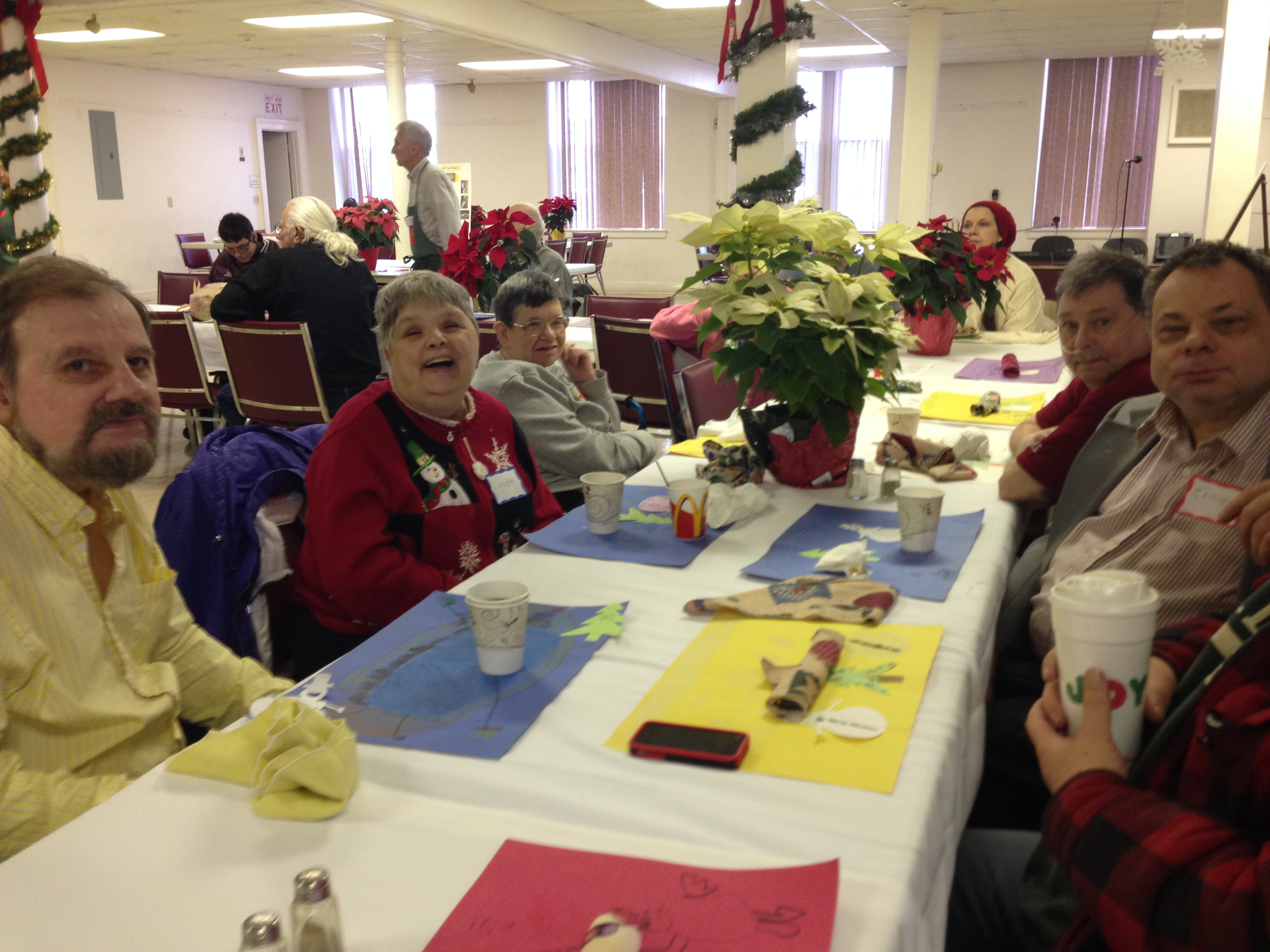 Christmas turkey dinner is provided by Wallingford Community Dinners on Sunday. | File photo, Record-Journal