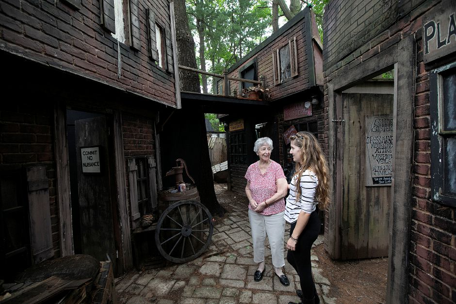 Trail of Terror assistant Natalie Campagnuolo, gives a sneak preview of the this year
