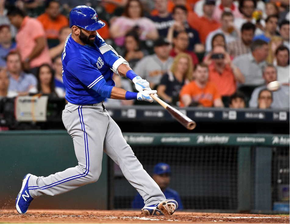 FILE - In this Aug. 2, 2016, file photo, Toronto Blue Jays