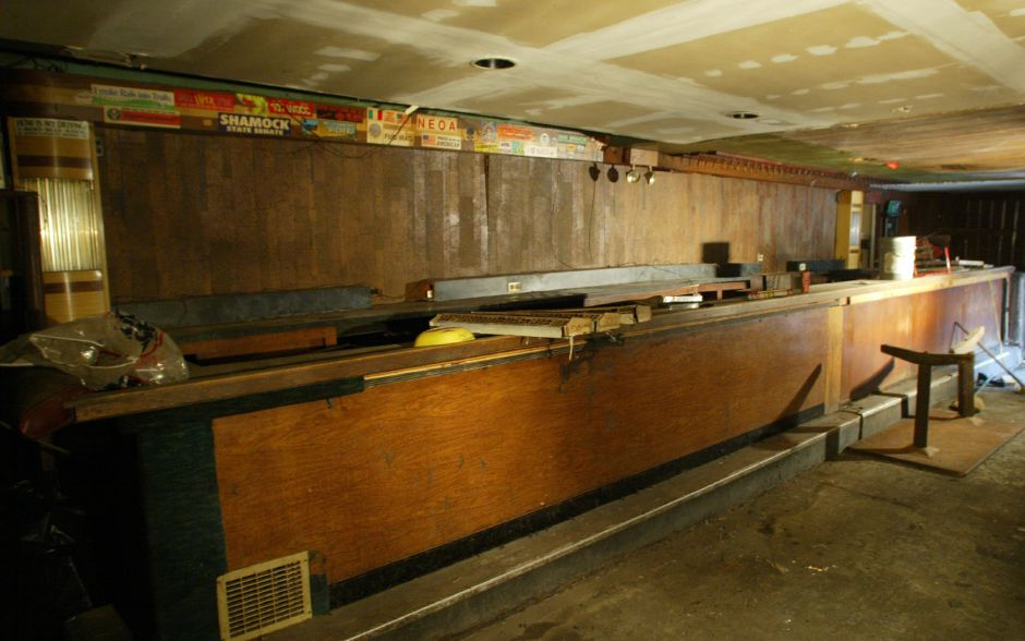 The Bar Area Of A Building Formerly Known As Spot On East Main Street In