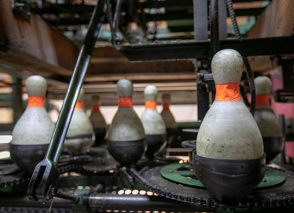 OUT & ABOUT: Duckpin bowling at Highland Bowl in Cheshire