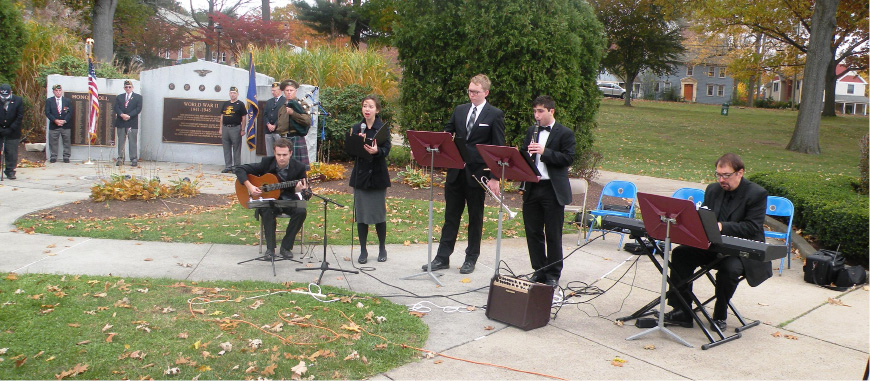 Yale musicians perform at North Haven