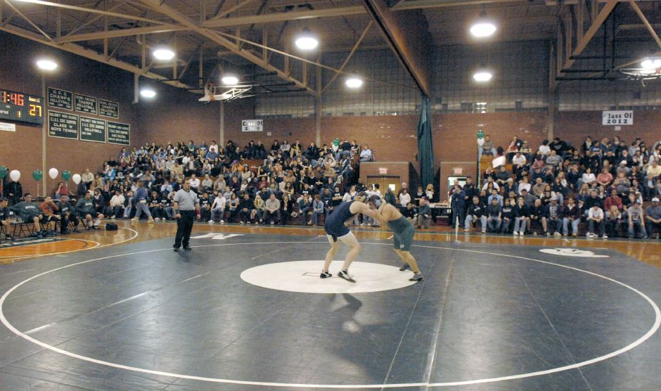 MERIDEN, Connecticut - Wednesday, February 11, 2009 - Maloney High School