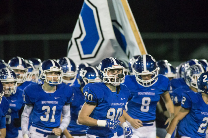 The Southington Blue Knights saw their two-year reign as state champs and their 31-game winning streak emphatically come to an end in last year