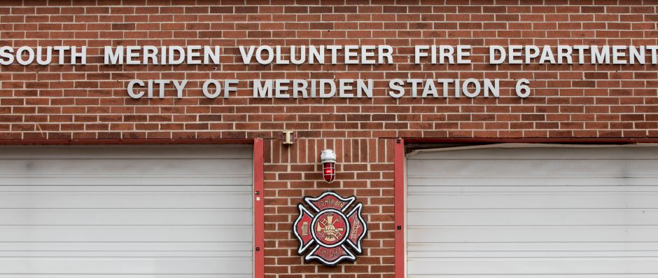 South Meriden Volunteer Fire Department Station 6 on Camp Street in South Meriden, Tuesday, March 27, 2018. Dave Zajac, Record-Journal