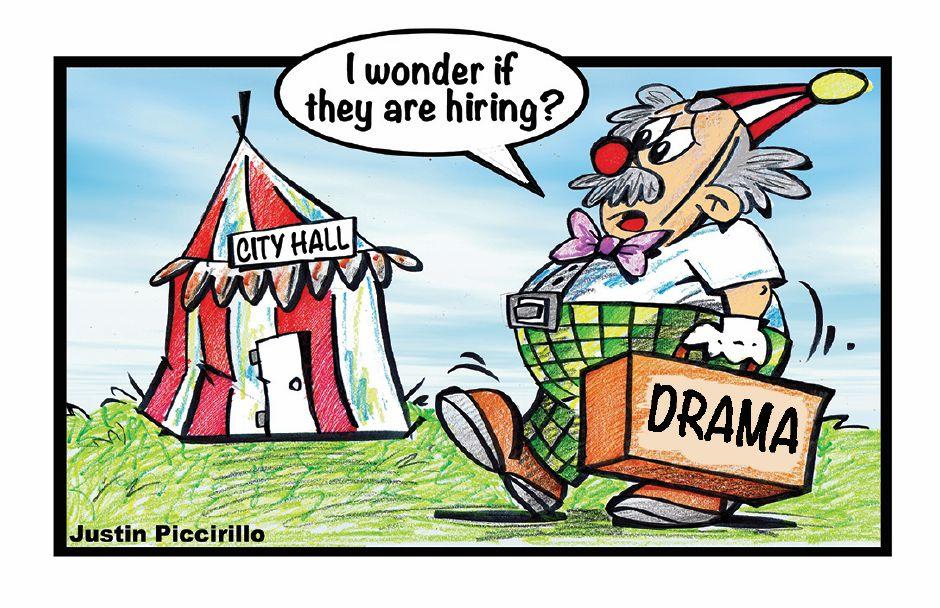 Meriden Cartoon I Wonder If They Are Hiring