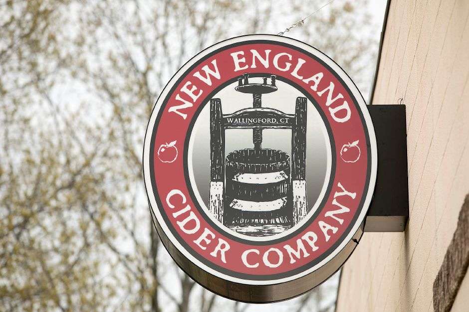New England Cider Company at 110 N. Plains Industrial Rd. in Wallingford, Friday, May 4, 2018. Dave Zajac, Record-Journal