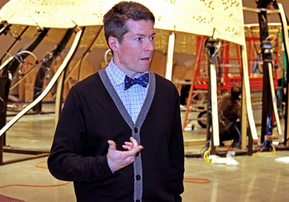 Nicholas Bell, the senior vice president for curatorial affairs for the Mystic Seaport's Museum of America and the Sea, discusses Seattle artist John Grade