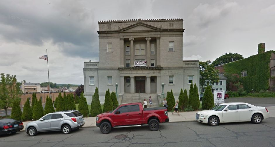 Meriden Masonic Temple Foundation to Tien Yuen Foundation Inc., 112 & 116 East Main St., 425,000.