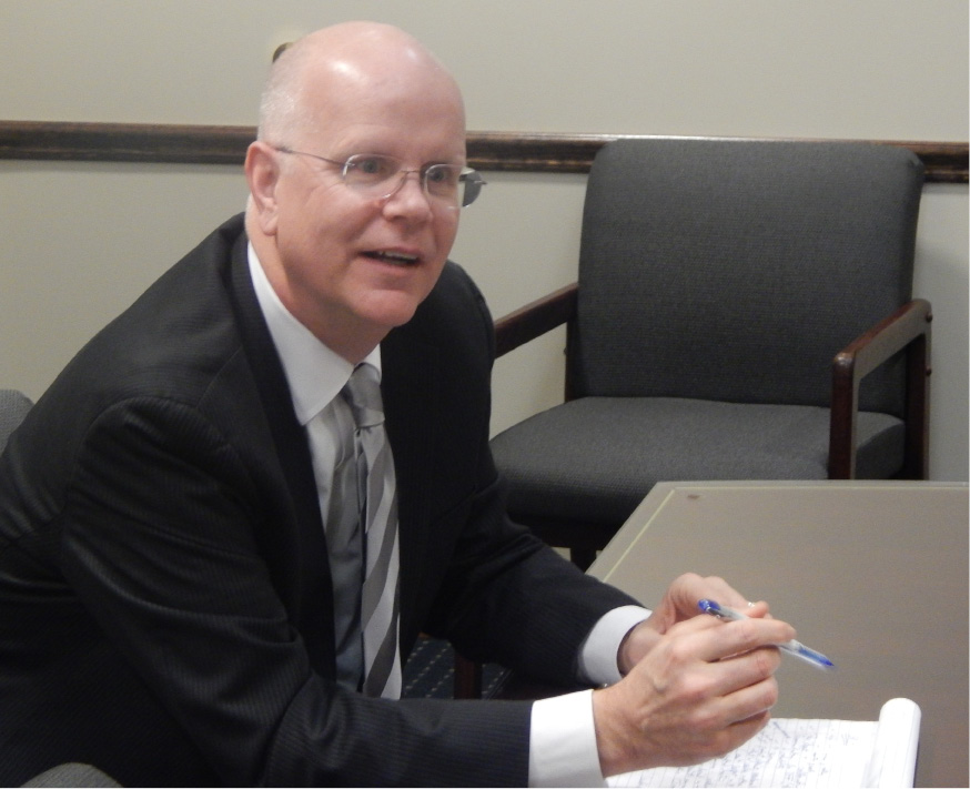 Connecticut state Comptroller Kevin Lembo