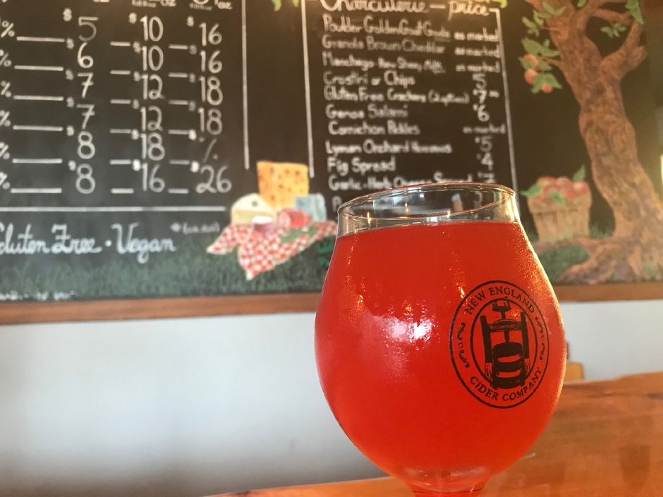 The New England Cider Company, 110 North Plains Industrial Road, Suite A, Wallingford. |Ashley Kus, Record-Journal