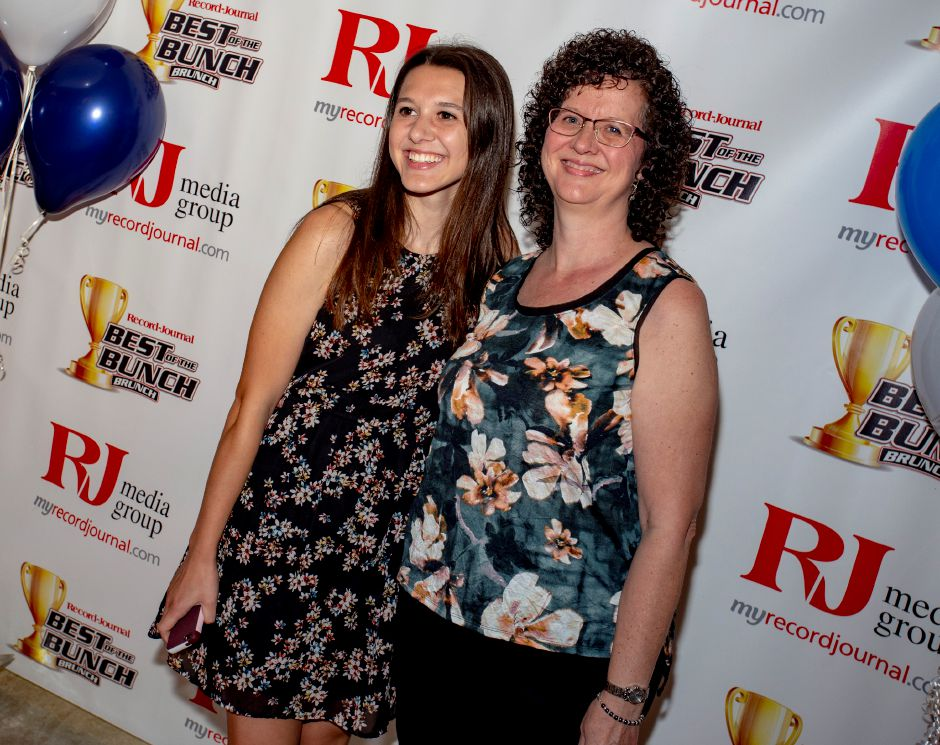 On the red carpet at the Best of the Bunch Brunch at the Aqua Turf in Southington June 24, 2018. | Richie Rathsack, Record-Journal
