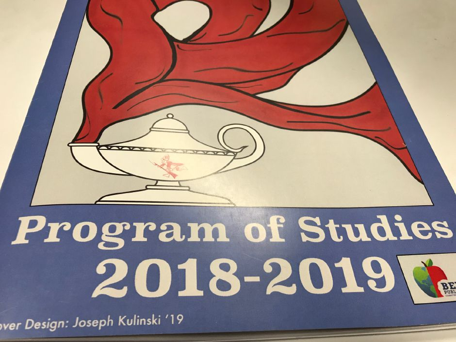 A new program of studies for 2018-2019 was proposed at a Board of Education meeting. |Ashley Kus, The Citizen