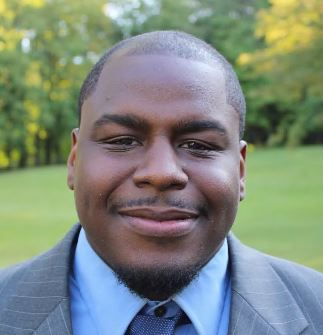Democrat Darius Riddle, Meriden City Council candidate.